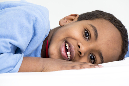 Sometimes teeth are lost and no permanent teeth are there to replace the gap.