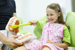 weak enamel pediatric dentist charlotte